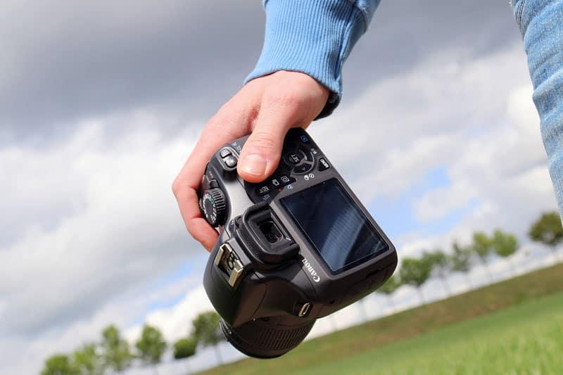 Find markedets bedste tilbud på Canon digitalkamera