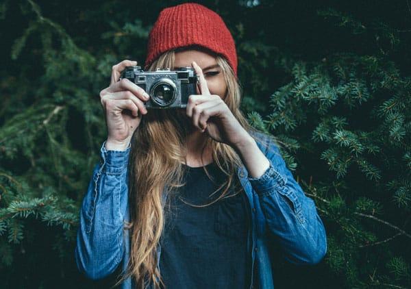 Husk en a-kasse, hvis du vil arbejde som fotograf